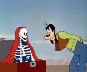 bones, death, and laughing image