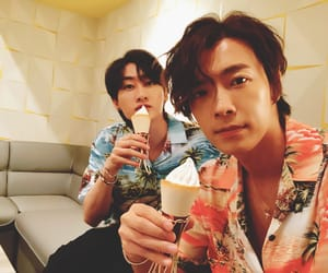 donghae, eunhyuk, and flawless image