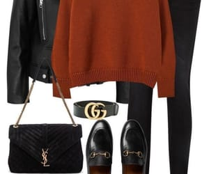 gucci, outfit, and fashion image