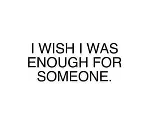 quotes, wish, and sad image