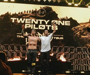 tour, bandito, and twenty one pilots image