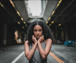 african american, girl, and love image