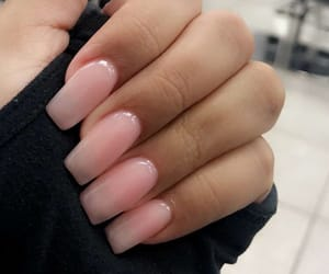 acrylics, beauty, and nails image