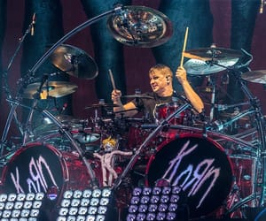 drummer, ray, and red image