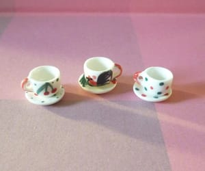 coffee cup, etsy, and miniature image
