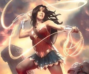 art, comics, and DC image
