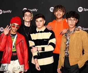 boyband, nickmara, and brandonarreaga image