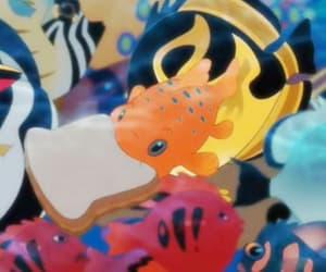 fish, lilo and stitch, and disney image