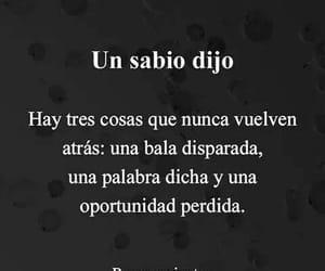 Abandono, triste, and versos image