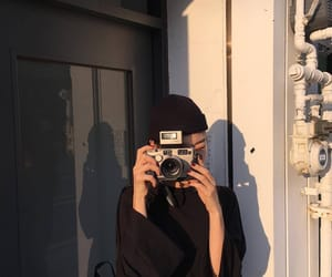aesthetic, camera, and ulzzang image