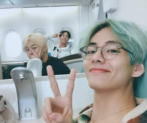 army, teahyung, and v image
