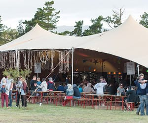stretch tents for hire image