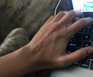 hands, people, and veins image