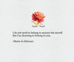 loved, myself, and quotes image