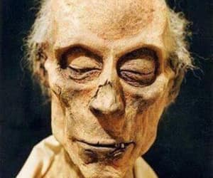 egypt, mummy, and 3000-year-old image