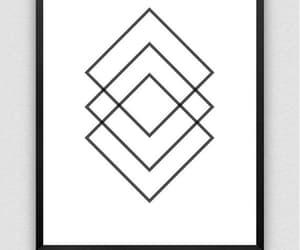 digital art, minimalist, and etsy image