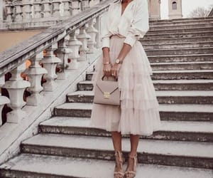 fashion, feminine, and pastels image