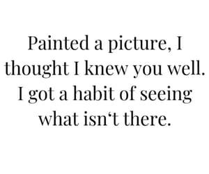 broken, Habit, and hurt image