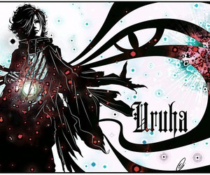 fanart, the gazette, and uruha image