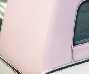 cars, pastel, and pink image