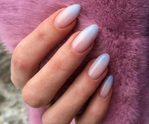 beautiful, hands, and long nails image