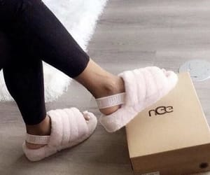 light pink, pink, and shoes image