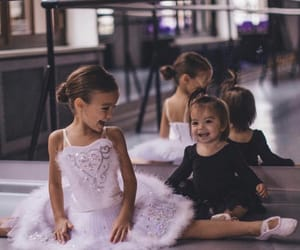 ballet, dance, and family image