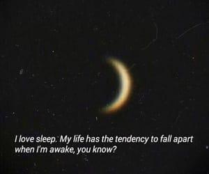 sleep, grunge, and life image