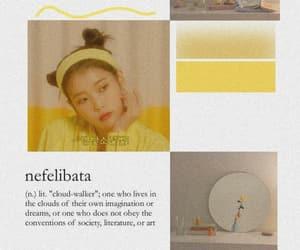 yellow, soloist, and iu image