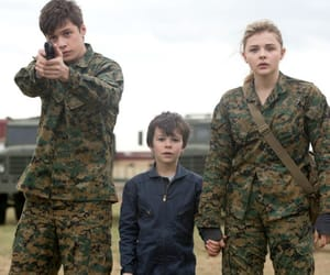 gun, zombie, and nick robinson image
