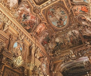 gold, museum, and paris image