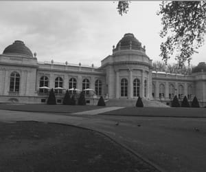 belgium, blackandwhite, and museum image