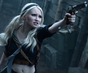 baby doll, emily browning, and sucker punch image