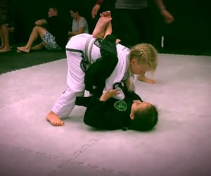 fight, gym, and bjj image