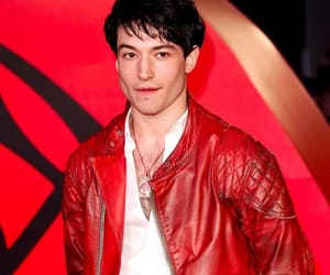 ezra miller, actor, and boy image
