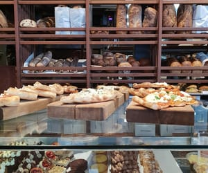 cafe, pastries, and bakery image