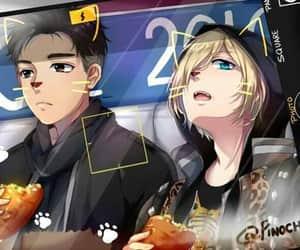 anime, photo, and yuri on ice!! image