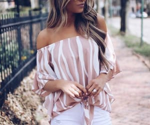 blouse, casual style, and fashion image