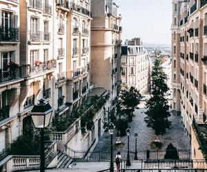 city, street, and europe image