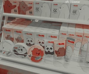 cute, aesthetic, and we bare bears image