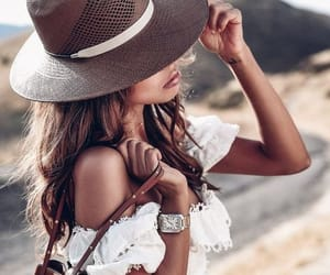 accessories, bag, and beautiful girl image