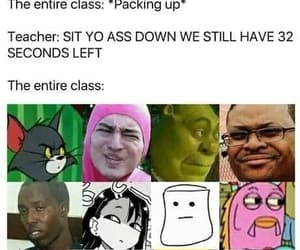class, fact, and school image