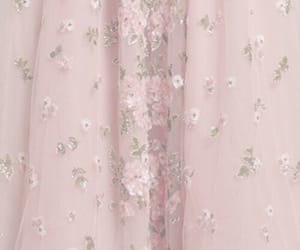 aesthetic, fabric, and pink image
