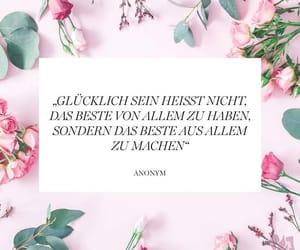 deutsch, zitate, and spruch image