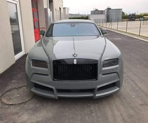 car, rollsroyce, and auto image
