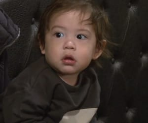 asian baby, bebe, and tros image