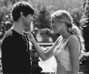 black & white, blake lively, and Chace Crawford image