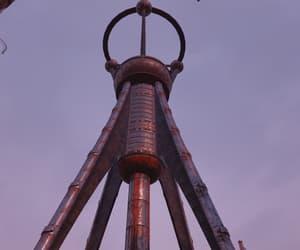 fallout, rusted, and futuristic image