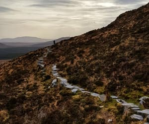 Connemara, Moutains, and love image