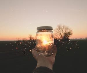 light, sunset, and tumblr image